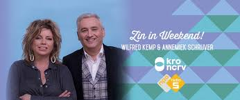 "Interview KRO/NCRV ""Zin in Weekend"""